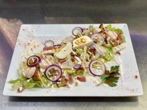 Caesar-salade