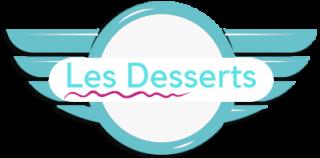 Les desserts du restaurant Saint Louis Diner